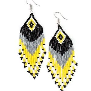Paparazzi Seedbead Earrings